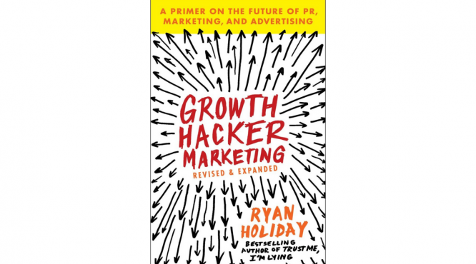 growth hacker by ryan holiday