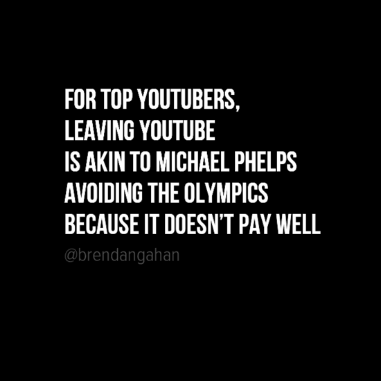Olympics_Quote YouTube marketing, Brendan Gahan, Forbes 30 under 30