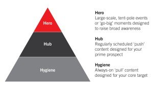 hero hub hygiene pyramind