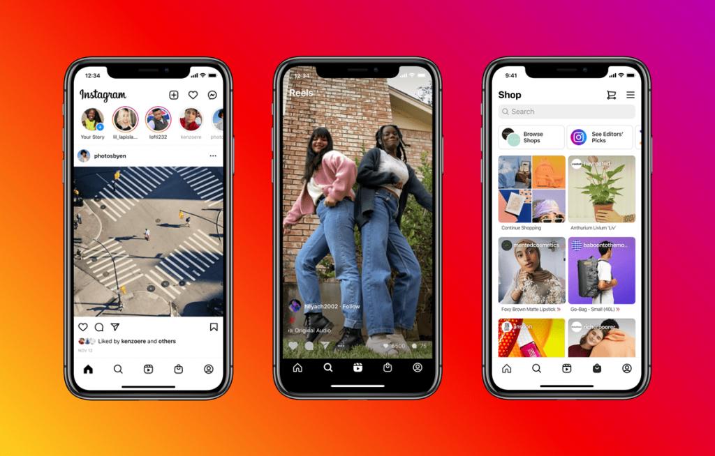 Facebook/Instagram Shops