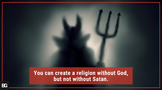 Power of an Enemy - Religion and the Devil